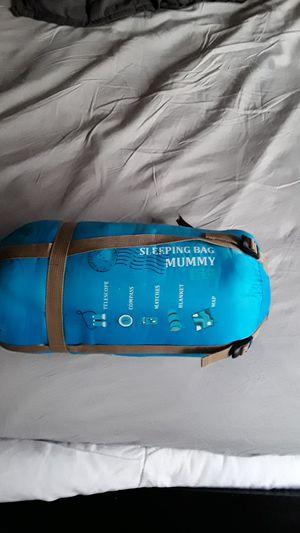 Jbl mummy sleeping bag for Sale in Port Richey, FL