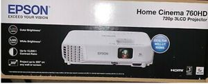 Epson home cinema for Sale in Vallejo, CA