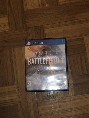 Battlefield 1 for Sale in Mount Lookout, WV