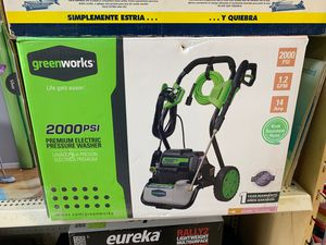 Premium electric pressure washer for Sale in Miami, FL