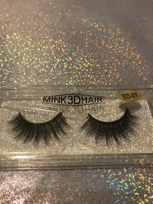 Soft & Beautiful 3D Mink Eyelashes for Sale in Bowie, MD