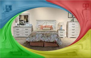 Queen bedroom set for Sale in NEW CARROLLTN, MD