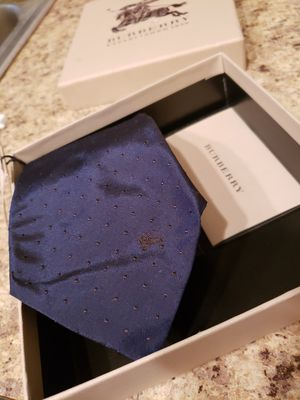 Burberry tie for Sale in Austin, TX