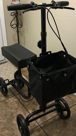 Brand New Elenker Knee Scooter/ Walker Holds 300lbs for Sale in Phoenix,  AZ