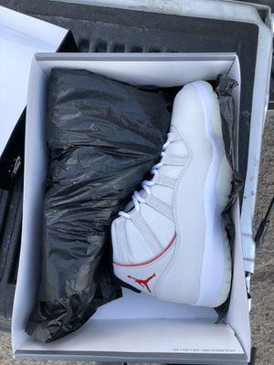BRAND NEW Jordan 11s Platinum Tints for Sale in Las Vegas, NV