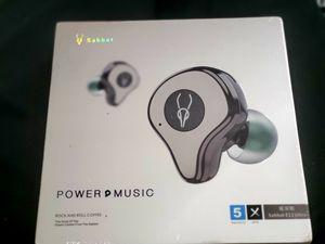 Sabbat E12 power music Bluetooth headphones for Sale in Bayonne, NJ