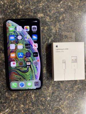 iPhone Xs Max 64GB Tmobile/Metro PCS/Simple Mobile/Sprint✅Price Firm✅ for Sale in Chicago, IL