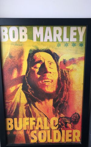 Bob Marley Photo for Sale in Atlanta, GA