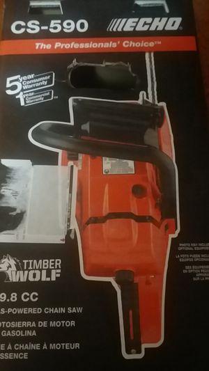 590 ECHO chainsaw for Sale in Malaga, WA
