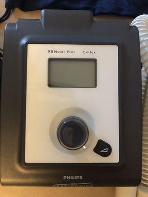 Cpap machine Phillips remstar plus c-flex for Sale in Hialeah, FL