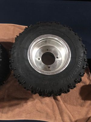 Holeshot mxp wheels 18x10-8 for Sale in Hickory Hills, IL