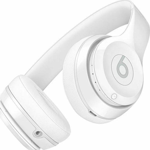 Beats solo3 wireless headphones- white