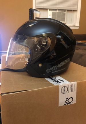 Harley Davidson motorcycle helmet for Sale in White Plains, NY