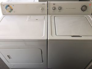 Whirlpool Washer/Gas Dryer Set for Sale in San Diego, CA