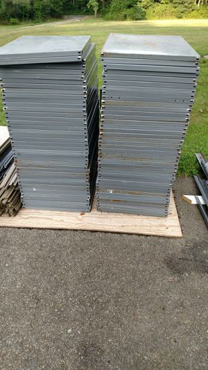 Metal shelving for Sale in West Brookfield, MA