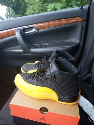 Jordan 12. Fresh wore one time for Sale in Philadelphia, PA