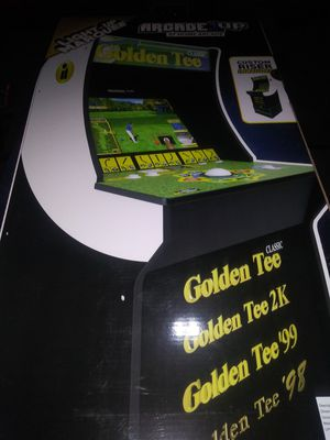 Golden tee arcade game for Sale in Orlando, FL