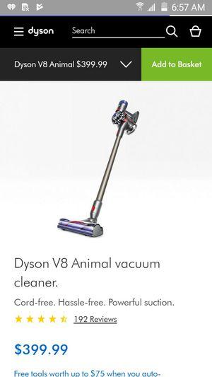 Dyson,v8 for Sale in Oklahoma City, OK
