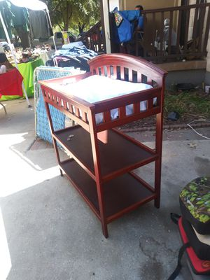 Changing table for Sale in Dallas, TX
