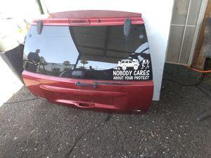 Jeep Cherokee Complete Rear Hatch Door for Sale in Phoenix, AZ