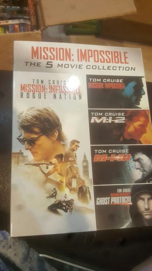 Mission Impossible complete dvd set for Sale in Orlando, FL