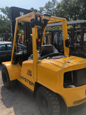 Hyster H80XM Forklift * 8k capacity * Diesel Engine for Sale in Fort Worth, TX