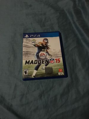 Madden 15 for Sale in Columbus, MS