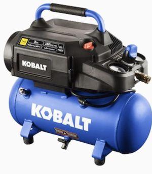 Kobalt air compressor for Sale in Riverside, CA