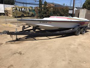1973 Cheetah jet boat 21ft open to trades for Sale in Los Angeles, CA
