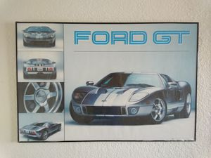 Framed Ford GT for Sale in Grand Junction, CO