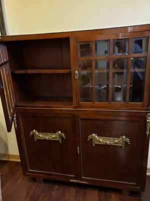 Antique hutch for Sale in Cypress, TX