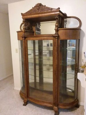Antique China Cabinet for Sale in Hillsboro, OR