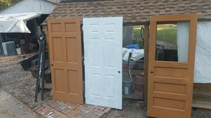 Large Doors for sale. For front of house! for Sale in Richmond, VA