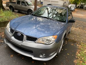 2007 Subaru Impreza Wagon for Sale in New Haven, CT