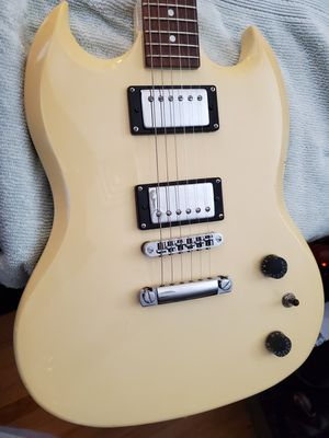 California SG copy electric guitar for Sale in Laurence Harbor, NJ