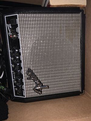 Fender guitar amp for Sale in Fontana, CA