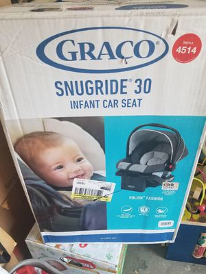 Graco Infant Car Seat Snugride 30 for Sale in Los Angeles, CA