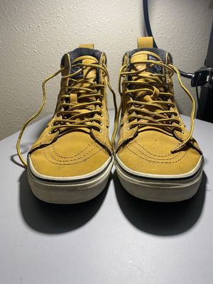 all wheather high top vans for Sale in San Antonio, TX