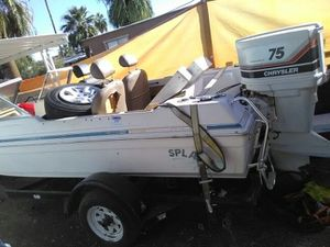 Boat with motor for Sale in Phoenix, AZ