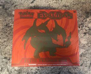 Pokemon XY12 Elite Trainer Box- Walmart Exclusive Featuring Charizard for Sale in Alpharetta, GA