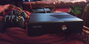 Black XBox 360 for Sale in Tucson, AZ