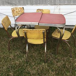 Old antique kitchen set for Sale in Hubbard,  TX
