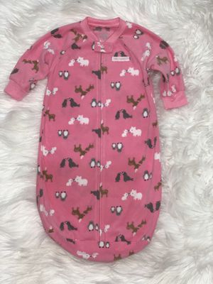 Carter's newborn sleeper for Sale in Valrico, FL