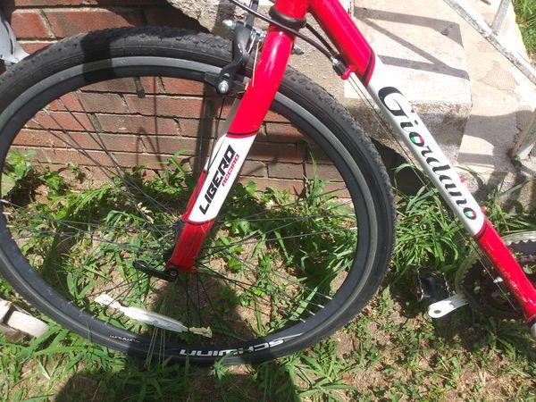 Giordano Libero Acciao 700 Road Bicycle