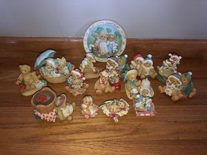 Cherished Teddies. Christmas etc. for Sale in Jackson Township, NJ