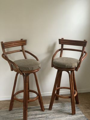 Antique Bamboo Chairs for Sale in Los Angeles, CA