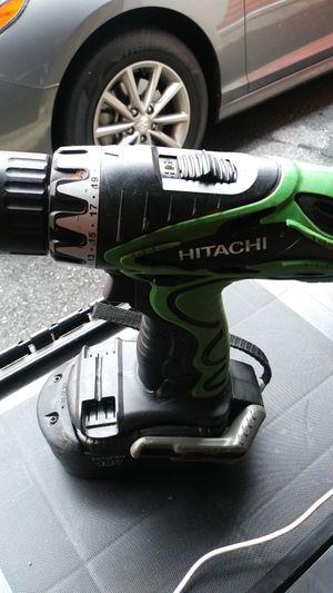 Hitachi drill 18 volt for Sale in Clarkston, GA