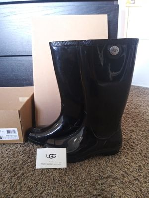 WOMEN'S RAIN BOOTS UGG SIZE 6 for Sale in San Diego, CA