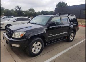 2005 Toyota 4Runner limited for Sale in Tulsa, OK