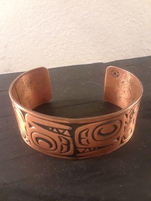 copper bracelet Aztec for Sale in Vallejo, CA